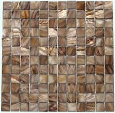 mirage glass shell series brown s 12