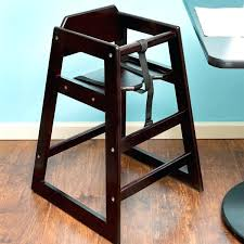 restaurant style booster seat table seating assembled stacking restaurant wood high chair with dark finish restaurant booster seat canada