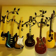 interior furnishing part 3 guitar wall mount fitinme dayre regarding sizing 1440 x 1440