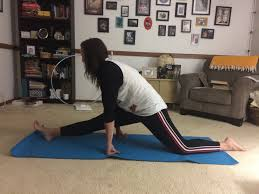 inflexible splits. i don\u0027t even know how to \u201ccorrectly\u201d get into the splits and this picture makes me look like a damn fool. be fair, felt inflexible