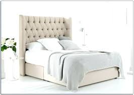 Full Tufted Bed Channel Tufted King Bed And Matching Full Size ...