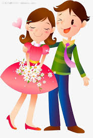 Sweet Little Couple Sweet Couple Design PNG Image And Clipart For Mesmerizing Little Couple Photo Download