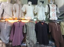 Alifia store jakarta,model baju koko pria kombinasi terbaru 2021 khusus untuk pria. Jelang Lebaran 2021 Baju Koko Kurta Mulai Diburu Di Tanah Abang
