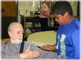 SitNews - Intergenerational Program Brings Youth & Seniors Together By Priscilla  Barnett