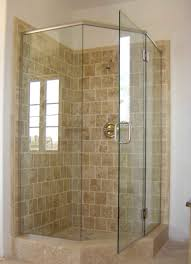 Rain Glass Bathroom Window Bathroom Shower Ideas For Small Bathrooms Glass Panel And Brown