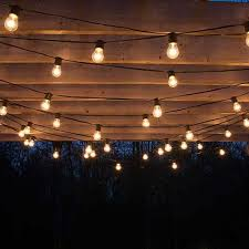 How To Hang String Lights From Ceiling Inspiration How To Plan And Hang Patio Lights Patio Lights Outdoor Living