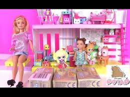 Мультик Кукла Барби! <b>Кукольный Домик</b>. Распаковка Сюрпризов ...