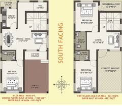 house plans for south facing plots luxury vastu floor plan for south facing plot of house