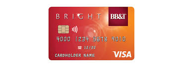 apply for a credit card bb t bank