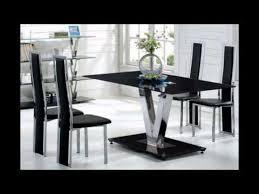 enchanting gl dining room sets