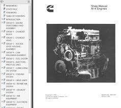 cummins n14 engines shop troubleshooting repair manual 1991 repair manual cummins n14 engines shop troubleshooting repair manual 1991 1992 pdf