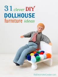 making dollhouse furniture. diy dollhouse furniture roundup making c