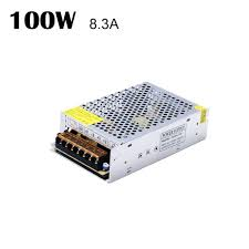 dc12v 8 33a 100w ip67 waterproof led driver power supply converter