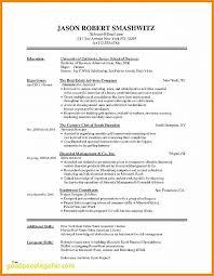 Free Resume Formats Stunning Free Resume Formats Lovely Resume Elegant How To Make Resume