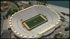 21 Best Neyland Stadium Images Neyland Stadium Tennessee