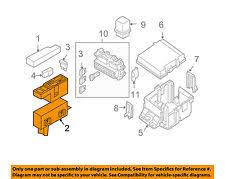 infiniti qx dash parts nissan oem electrical fuse box cover 24382zq00a fits infiniti qx56