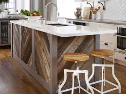 Unique Kitchen Island Unfinished Kitchen Islands Pictures Ideas From Hgtv Hgtv