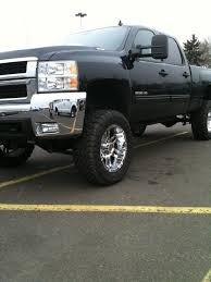 Lifted Chevy » Lifted Chevy Trucks » 2010 Chevrolet Silverado ...