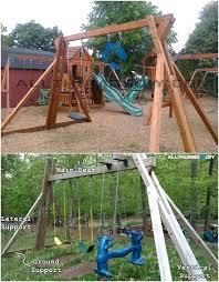 backyard swing set diy great ideas style motivation 8