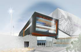 Vikings State Of The Art Practice Facility Taking Shape