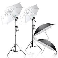 55 Emart 1050w 5500k Photo Studio Day Light Umbrella