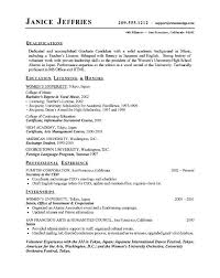 High School Resumes For College Custom Example Of A Resume For A Highschool Student Bino48terrainsco