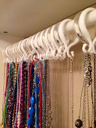 i used shower curtain rings i found at big lots totaling a