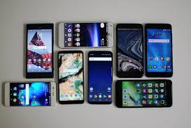 Bezel less Phone parison Seeking the Highest Screen to body