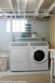 unfinished basement laundry room makeover. One Of The Best Basement Laundry Room Makeovers We Have Seen. Before And  After Makeover Photos. | Remodeling Home Ideas Pinterest Unfinished