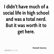 Quotes About High School Interesting Hannah Kearney Quotes QuoteHD