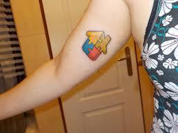 Postřehy Malé čarodějky Něco Málo O Tetování