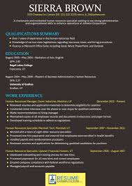Top Resume Fonts New Best Font To Use Resume 2018 Sample In Sradd