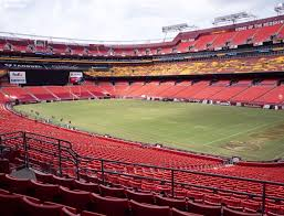 Fedex Field Seating Chart Fedex Field Section 237 Seat Views Seatgeek