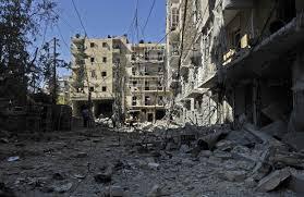Resultado de imagem para Estados Unidos dizem que detectaram preparativos na Síria para ataque químico