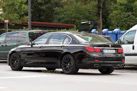 BMW Convertible full name for bmw : F01 BMW 7 Series LCI (Facelift) Continues Testing