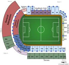 Pge Park Seating Chart Providence Park Tickets And Providence Park Seating Chart