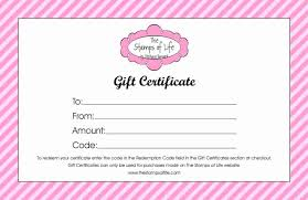 Younique Gift Certificate Template Younique Gift Certificate Template Wedding Photography Contract