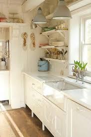 Best Cottage Kitchen Shelves Ideas Only On Pinterest Cottage