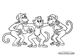 Small Picture cute coloring pages printables Pinterest Monkey Color