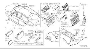 2013 nissan maxima oem parts nissan usa estore 2015 Nissan Altima Antenna Diagram 2015 Nissan Altima Antenna Diagram #1 1999 Nissan Altima
