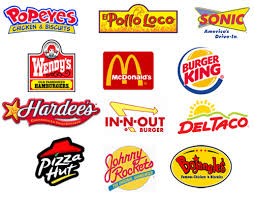 fast food restaurants logo chicken. Plain Food U201cCustomers Of Four The Eight Largest Fastfood Restaurants Report A  Higher Rate Being Either Totally Unhappy Or Somewhat With Their Health  To Fast Food Restaurants Logo Chicken T