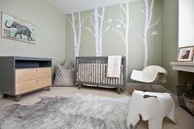 Pics For > Modern Gray Baby Nursery