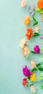 Aesthetic Spring 3D Flower iPhone ...