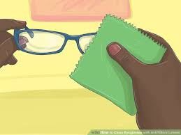 image titled clean eyeglasses with anti glare lenses step 7
