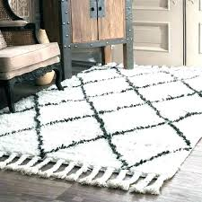 west elm round rug trellis amp hand knotted wool verve reviews