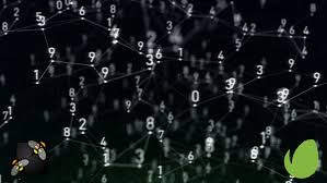 Rotating Numbers Rotating Dark Numbers By Mathmotion Videohive