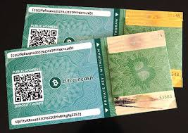 Generate and print your own bitcoin wallets to store bitcoin offline in 'cold storage'. What Are Paper Wallets Bit2me Academy