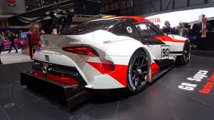 The Toyota GR Supra Racing Concept Is The High-Performance Future ...