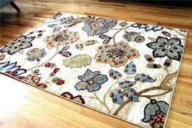 rainbow rug area rugs s home caravan medallion printed nylon runner homer stripe washable mohawk bartley