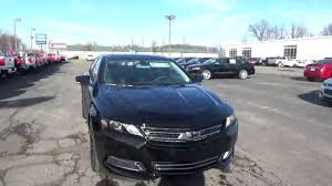 2016 Chevrolet Impala Blackout Edition - YouTube